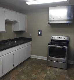 new Kitchen at Divinity Care