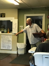 Phil Myers teaching at Divinity Care