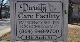 Sign out from at Divinity Care