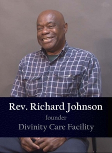 Rev Richard Johnson