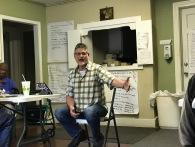 Tim Haynes teaching at Divinity Care